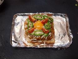 カレートーストドッグ10