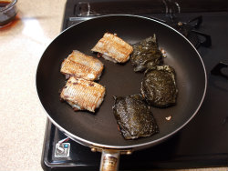 太刀魚蒲焼18