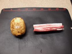 豚ばらと蓮根の柚子こしょう焼01