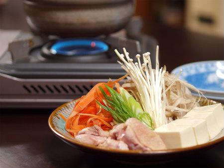 鶏ごぼう鍋29