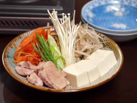 鶏ごぼう鍋28