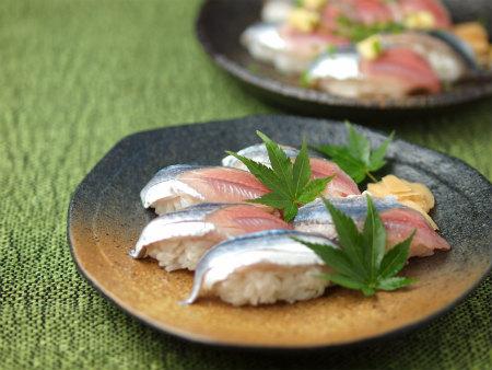 さんま握り寿司13