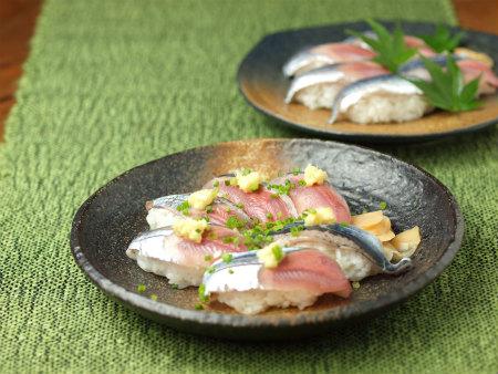 さんま握り寿司23