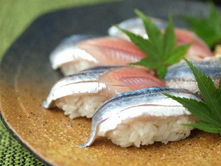 さんま握り寿司19