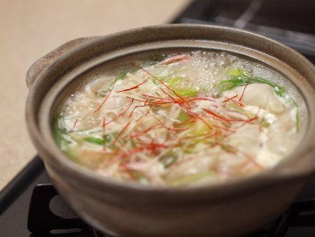スープ水餃子鍋05