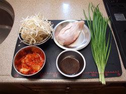 鶏キムチ01