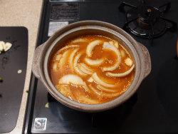 キムチ牛鍋11