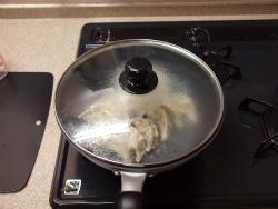 餃子チーズ焼き08