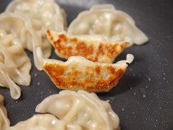 餃子チーズ焼き11