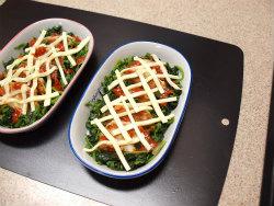 餃子チーズ焼き14