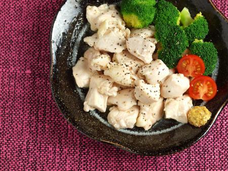 油塩鶏44