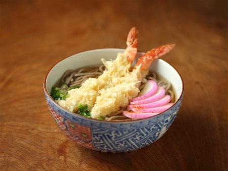 海老天蕎麦55
