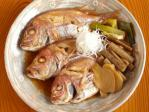 連子鯛煮付け42