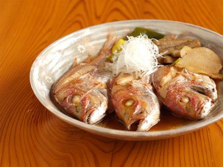 連子鯛煮付け60