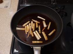 赤魚煮付け蕎麦12
