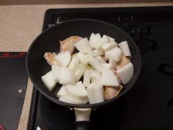 手羽先と大根の酒塩煮08