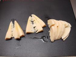 手羽先と筍の煮物02