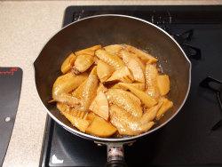 手羽先と筍の煮物08