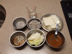 いかと豆腐の味噌煮03