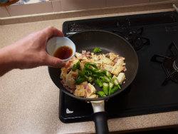 洋風いり豆腐11