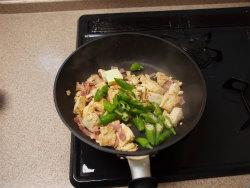 洋風いり豆腐12