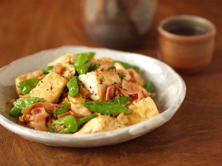 洋風いり豆腐42