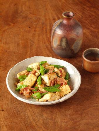 洋風いり豆腐36