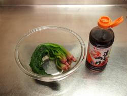 そぼろ飯 厚揚げ味噌汁07