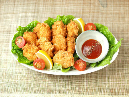 鶏むね肉チキンナゲット31