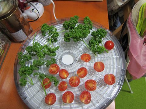 トマトパセリ