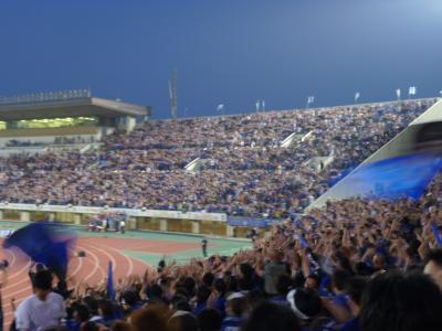 万博・川崎戦2010