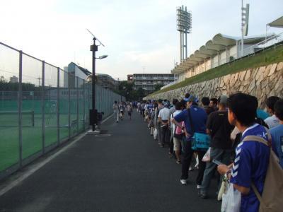 2010天皇杯@西が丘サッカー場1