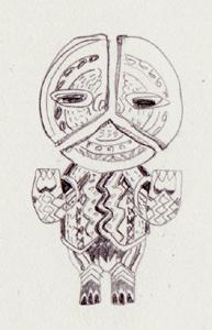 circle head