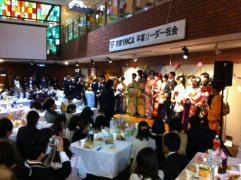 YMCAリーダー卒業祝会