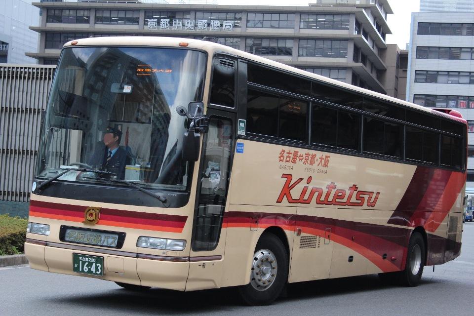 名阪近鉄バス 1643