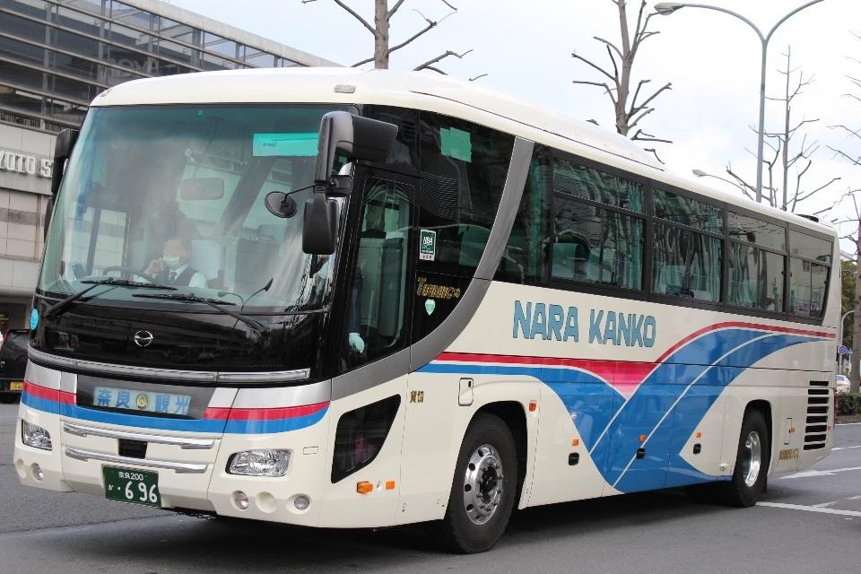奈良観光 か696