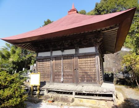 正法寺観音堂5