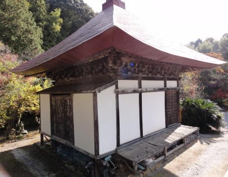 正法寺観音堂6