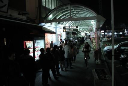 平成22年2月22日JR松山駅2