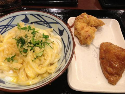 丸亀製麺121202