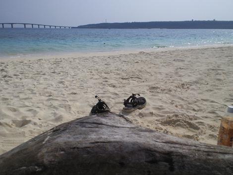 舞浜ビーチ