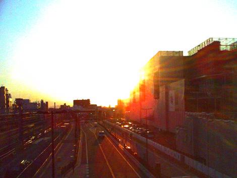 デジタルハリネズミ_太陽