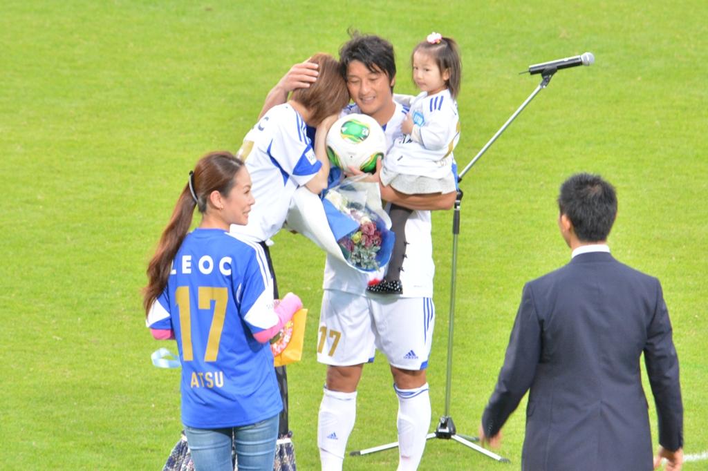 三浦淳宏引退07
