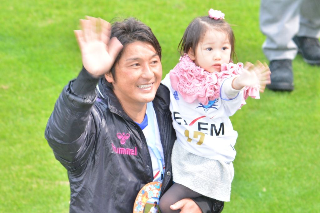 三浦淳宏引退08