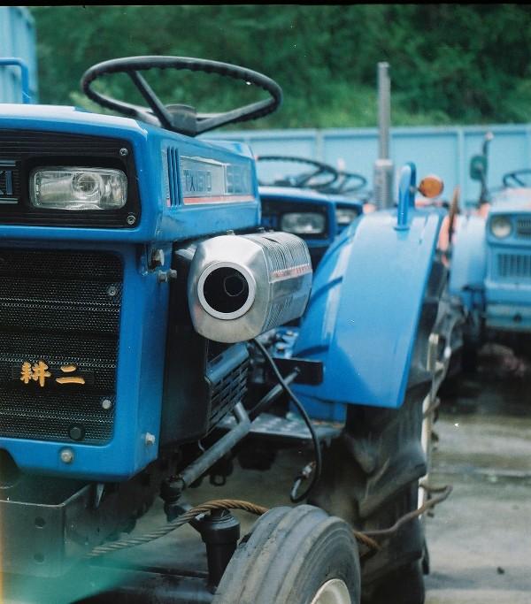 トラクター-002