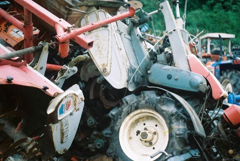 トラクター 017