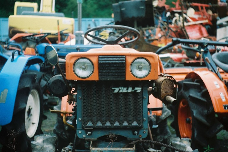 トラクター 018