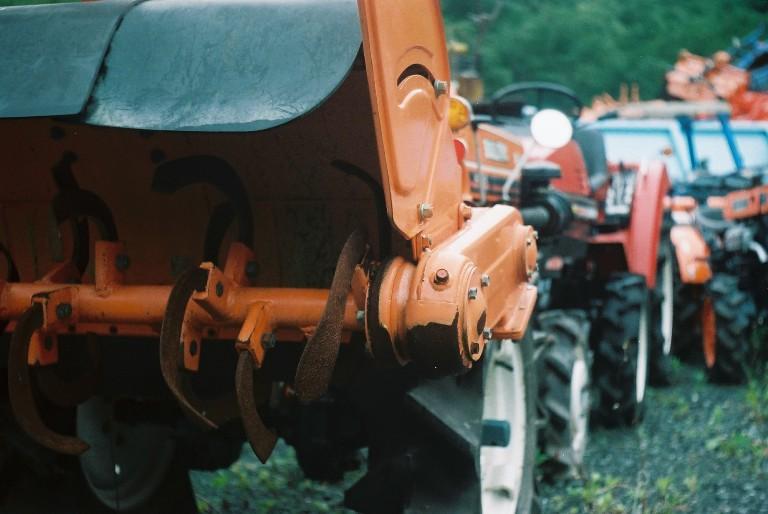 トラクター 019