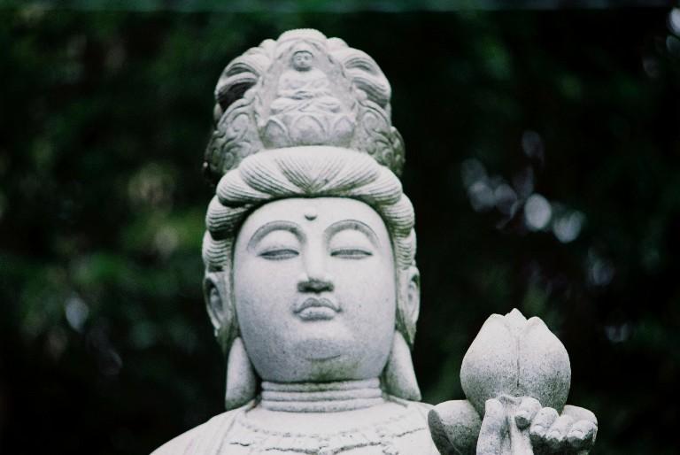 香勝寺-恋愛成就観音
