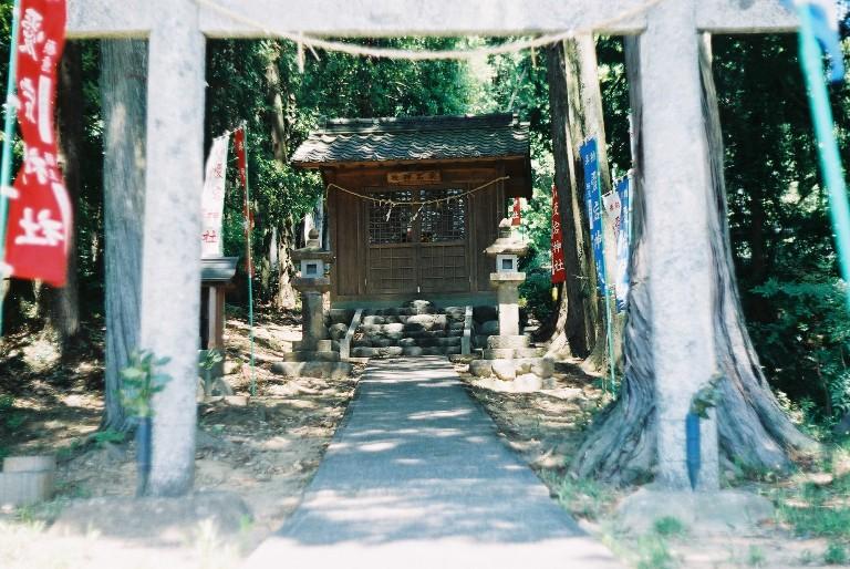 R257愛宕神社